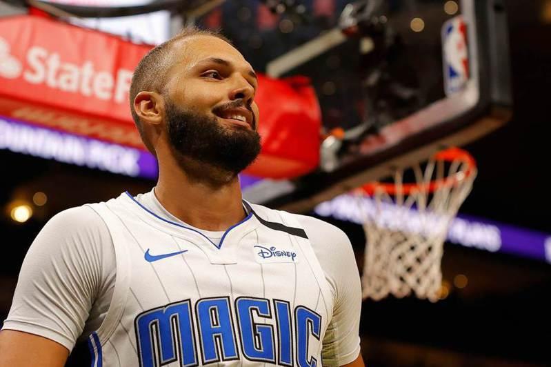 奧蘭多魔術隊球星佛尼爾相信NBA7月應能順利復賽。 法新社