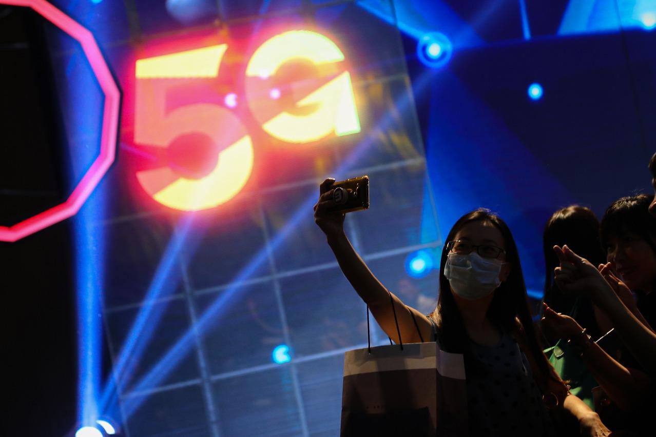 台灣開啟5G新生活 8大關鍵問答一次看