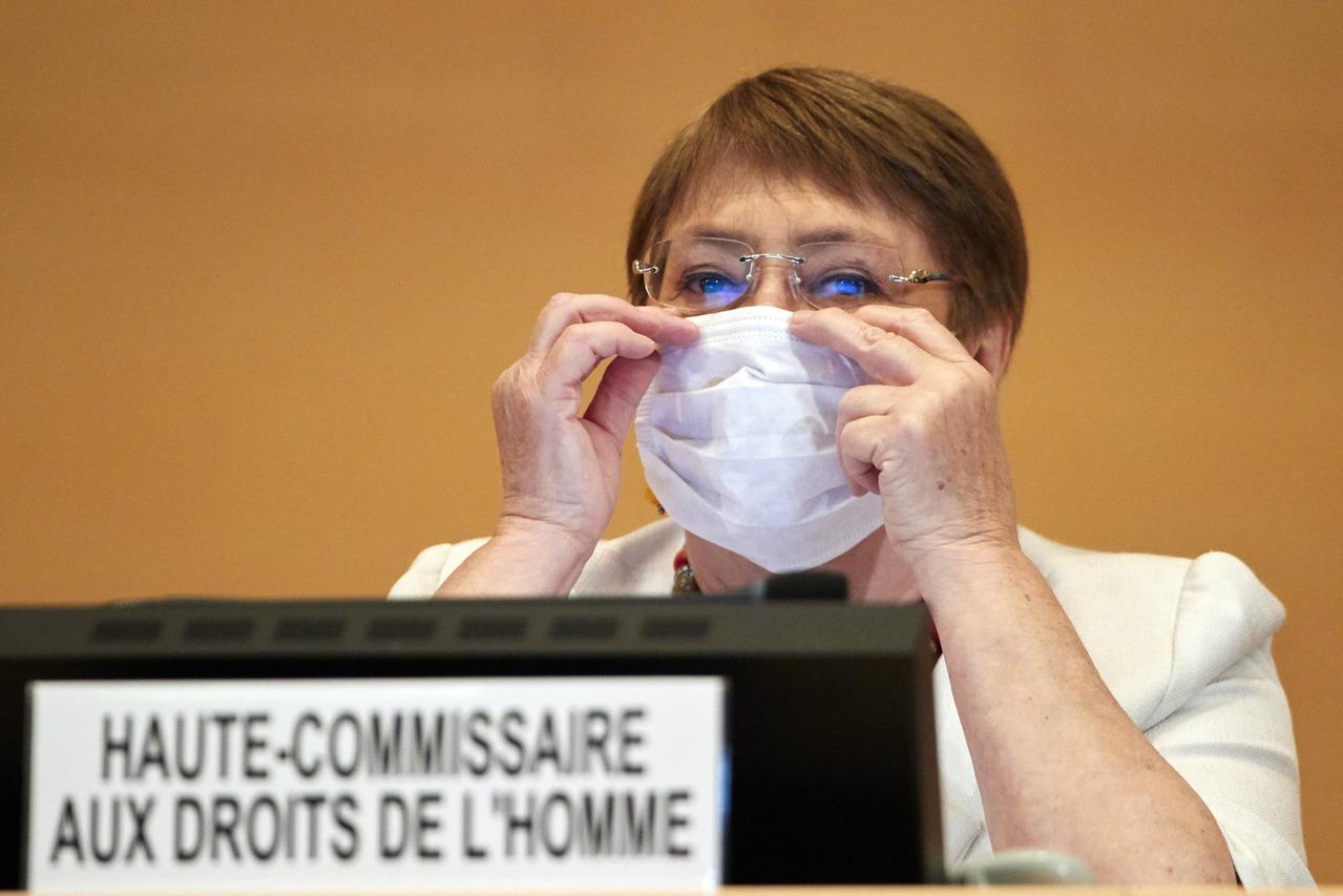 聯合國專員:中國大陸威嚇記者 遏止批評防疫聲浪