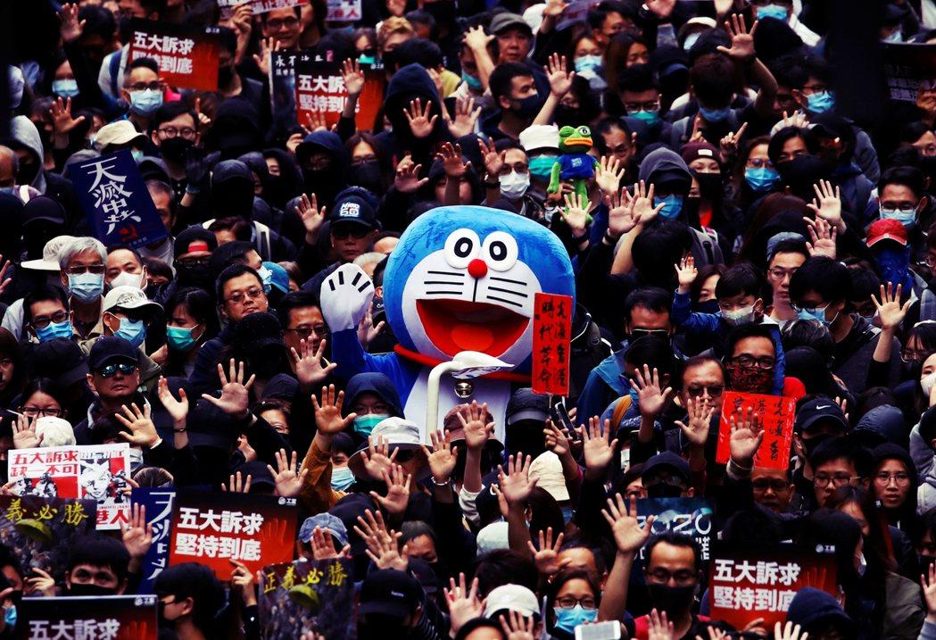 彭定康明言不支持港獨,不過從2014年香港「雨傘運動」、2019香港「反送中」運...