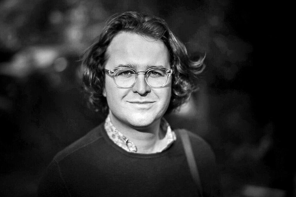 Alan Schaller 個人肖像。 圖/徠卡提供
