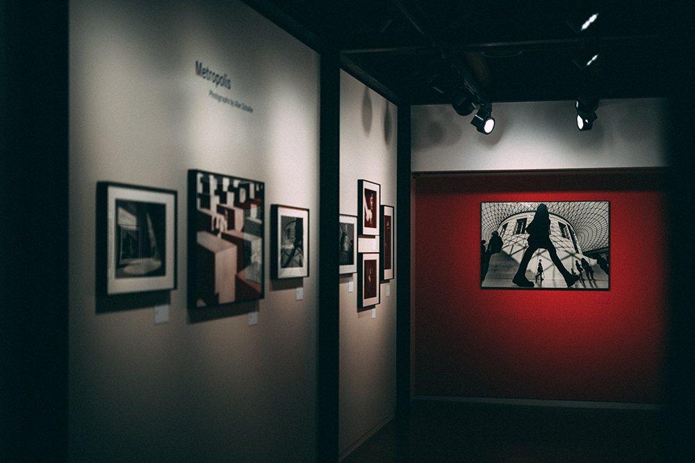 對Alan Schaller來說,創作是將想法與個人態度用自己的風格呈現。 圖/...
