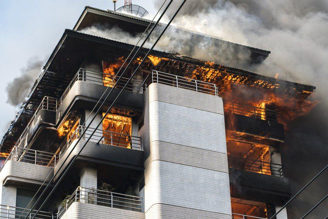 不怕一萬只怕萬一,做好消防安全準備,降低火災風險。 圖/Ingimage
