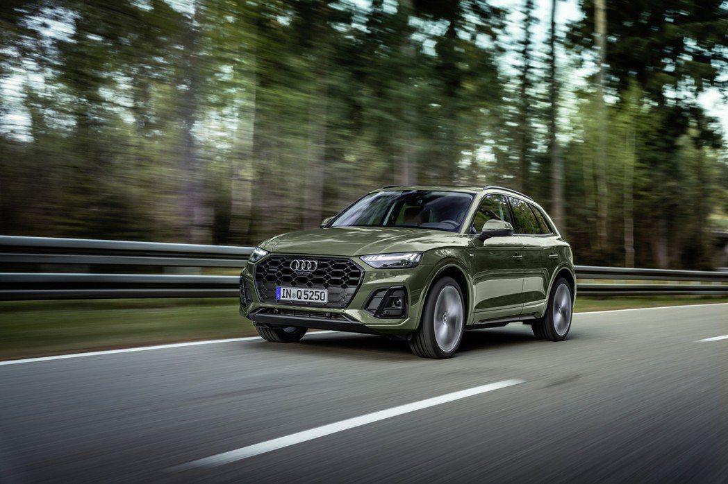 小改款Audi Q5將於墨西哥生產,並預計在今年秋季率先於歐洲市場開賣。 摘自A...