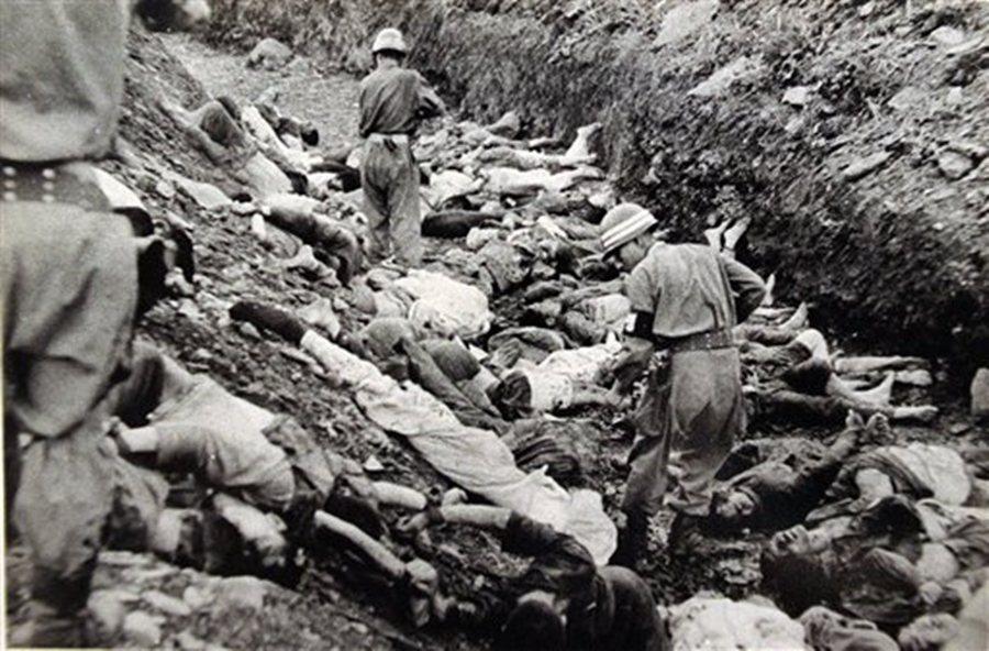 保導聯盟事件,光是大田刑務所就有1,800名保導聯盟成員,遭到殺害且被集體掩埋。...