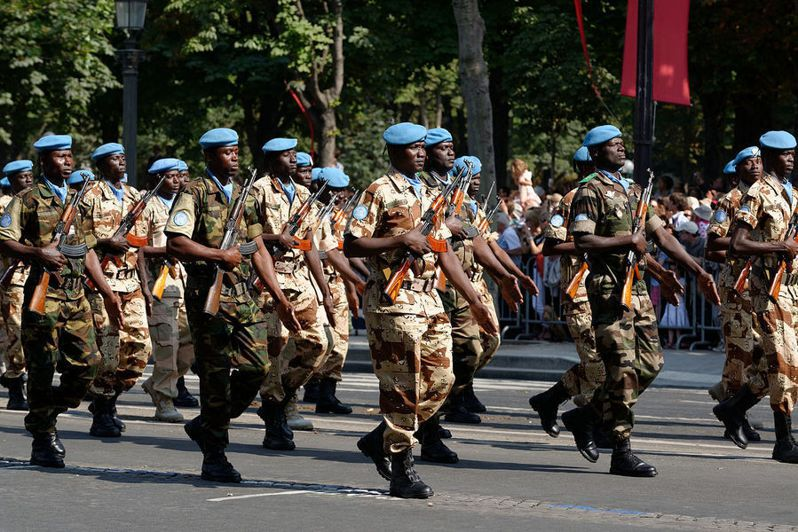 聯合國近日無異議通過延長馬利的軍事維和任務。(Photo on Wikimedia Commons)