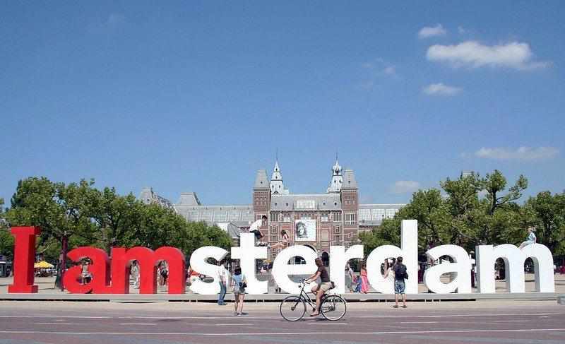 iamsterdam打卡必去但現在已經消失 / 來源: flickr
