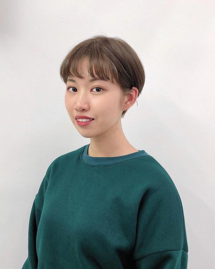 髮型創作/日常所在 / 王豆綠,圖/StyleMap美配提供