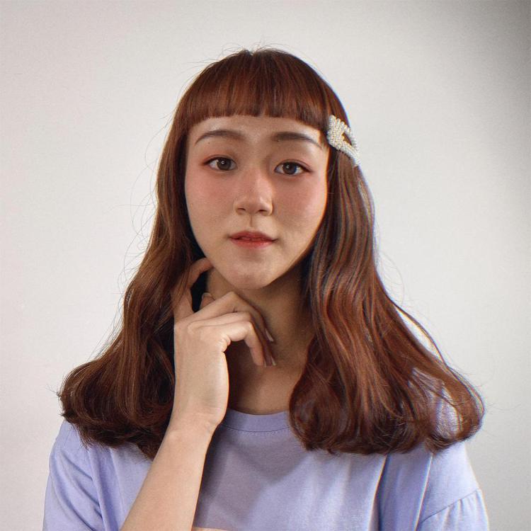 髮型創作/Ink Hair Salon 旗艦店 / 黃蘋 apple,圖/St...