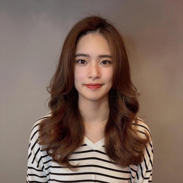 髮型創作/Je上越髮型 府中店 / 南西/韓系燙女王,圖/StyleMap美配提...