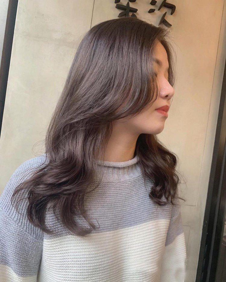 髮型創作/柒次親子沙龍THE SEVEN HAIR / 伊森祐,圖/StyleM...