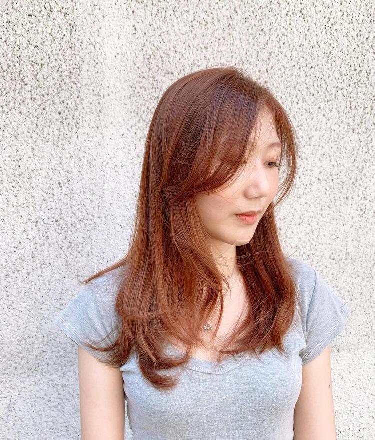 髮型創作/CABELLO髮型概念 / 台北東區-Terri,圖/StyleMap...
