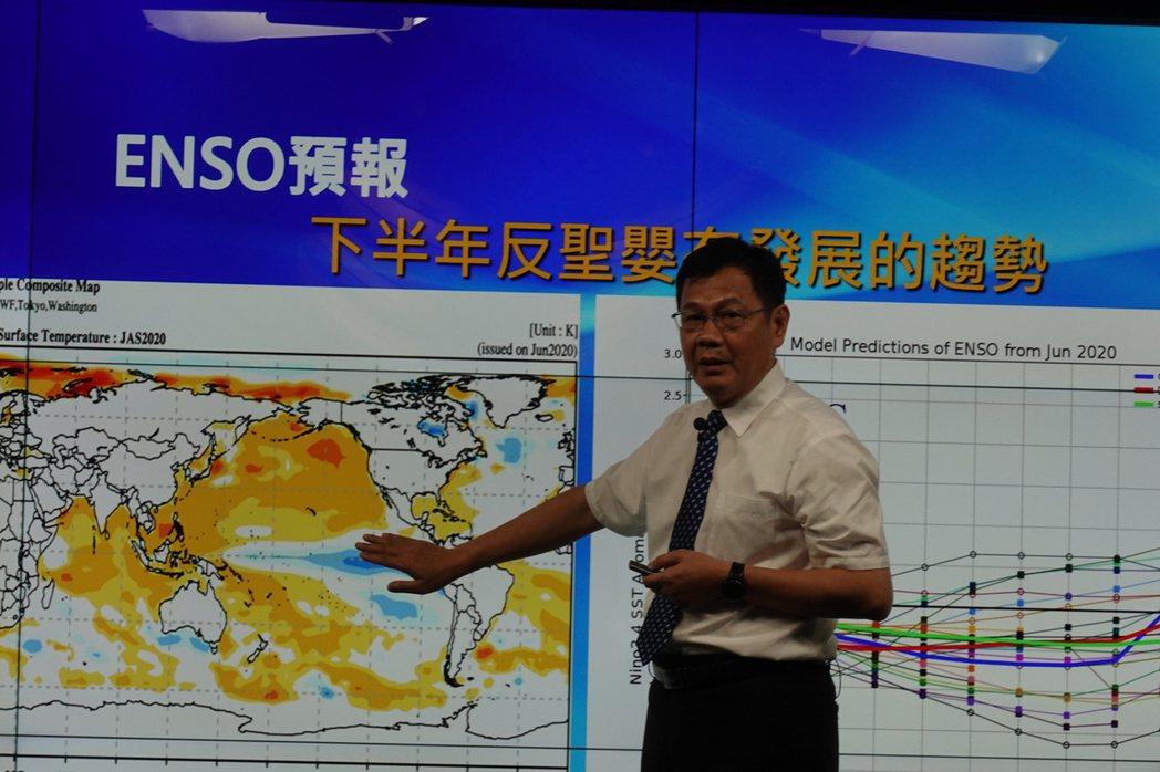 台灣即將在七月進入颱風季,中央氣象局今天公布今年颱風季展望預測,預估今年下半年,...