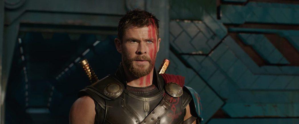 克里斯漢斯沃扮演「雷神索爾」大受觀眾歡迎。圖/摘自imdb