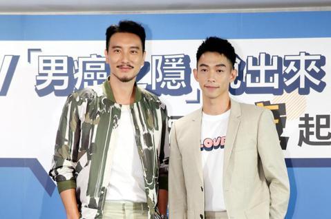 王陽明、王可元擔任台灣癌症基金會衛教大使,提倡預防HPV人類乳突病毒的重要性。