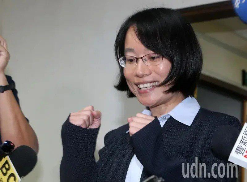 前北農總經理吳音寧。本報資料照片