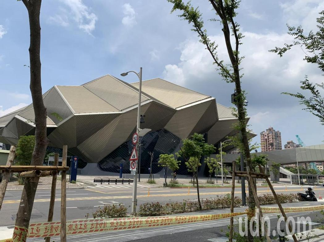 台北流行音樂中心(簡稱北流)北基地將於9月5日正式開幕,第31屆金曲獎將於10月...