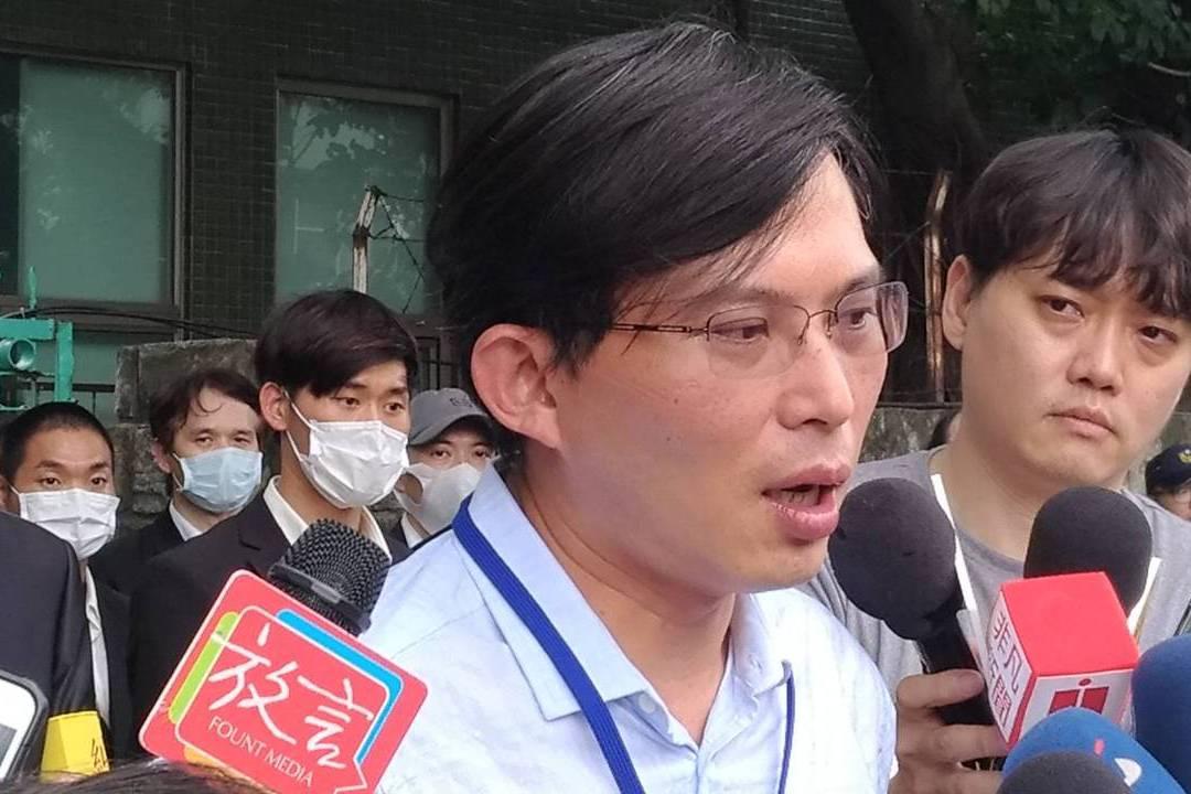 黃國昌:公司派剝奪50%投票權 台資本市場將成國際笑話