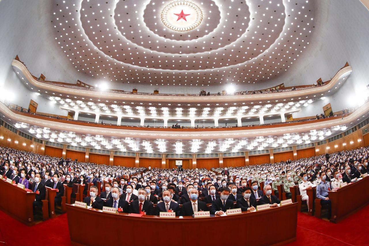 港區國安法通過 國民黨籲中共重視「港人治港、高度自治」承諾