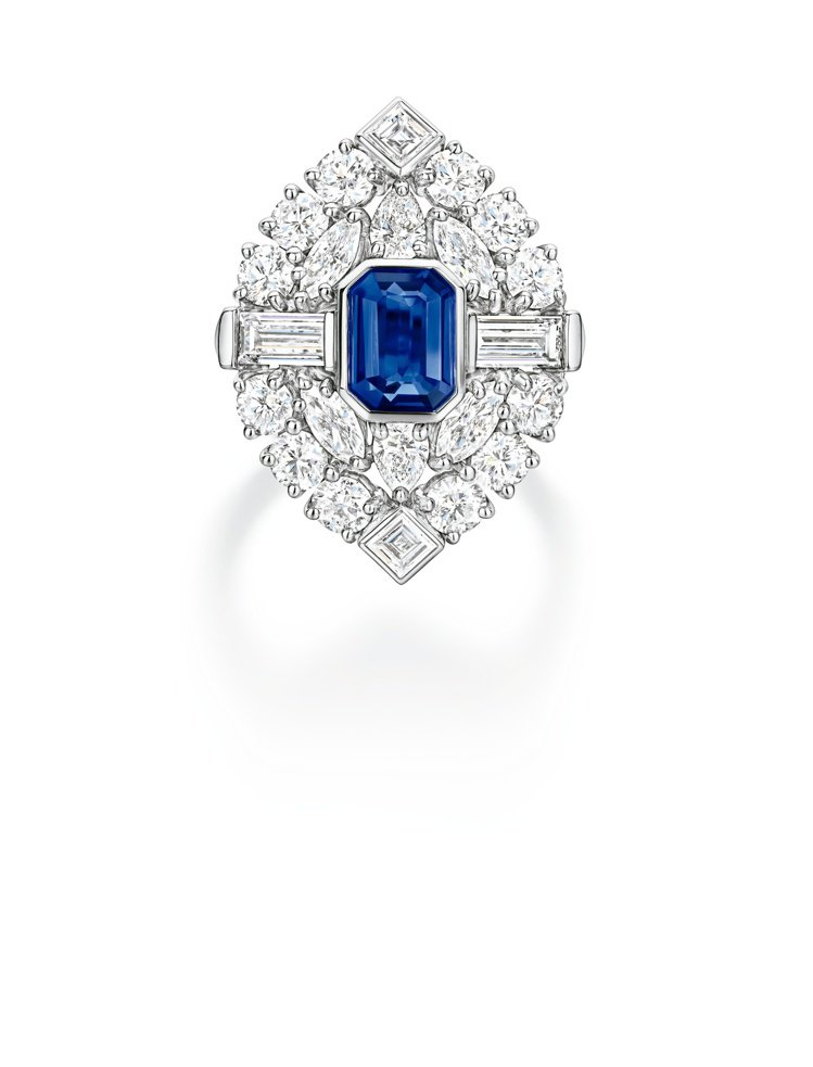 Harry Winston,New York頂級珠寶系列Fifth Avenue...
