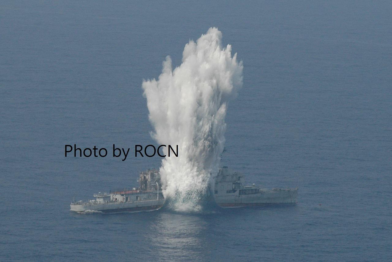獨/睽違13年 劍龍級潛艦將再試射魚雷
