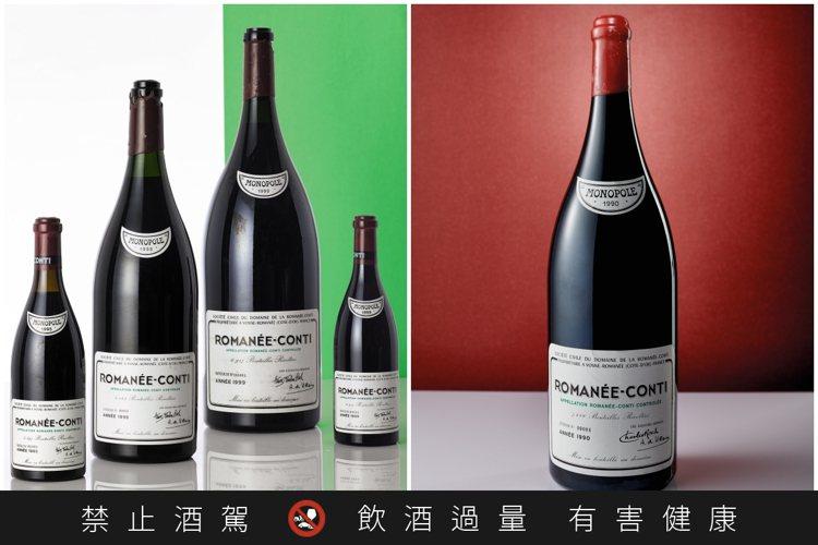 DRC羅曼尼康帝的葡萄酒產量少,整體平衡感讓品嚐過的藏家都甘願為之付出高價,是市...