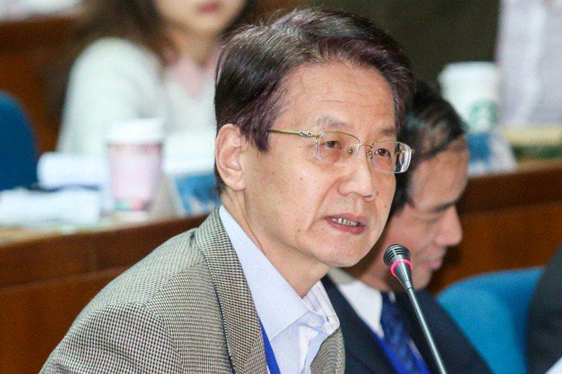 陸委會前副主委趙建民。 圖/聯合報系資料照片