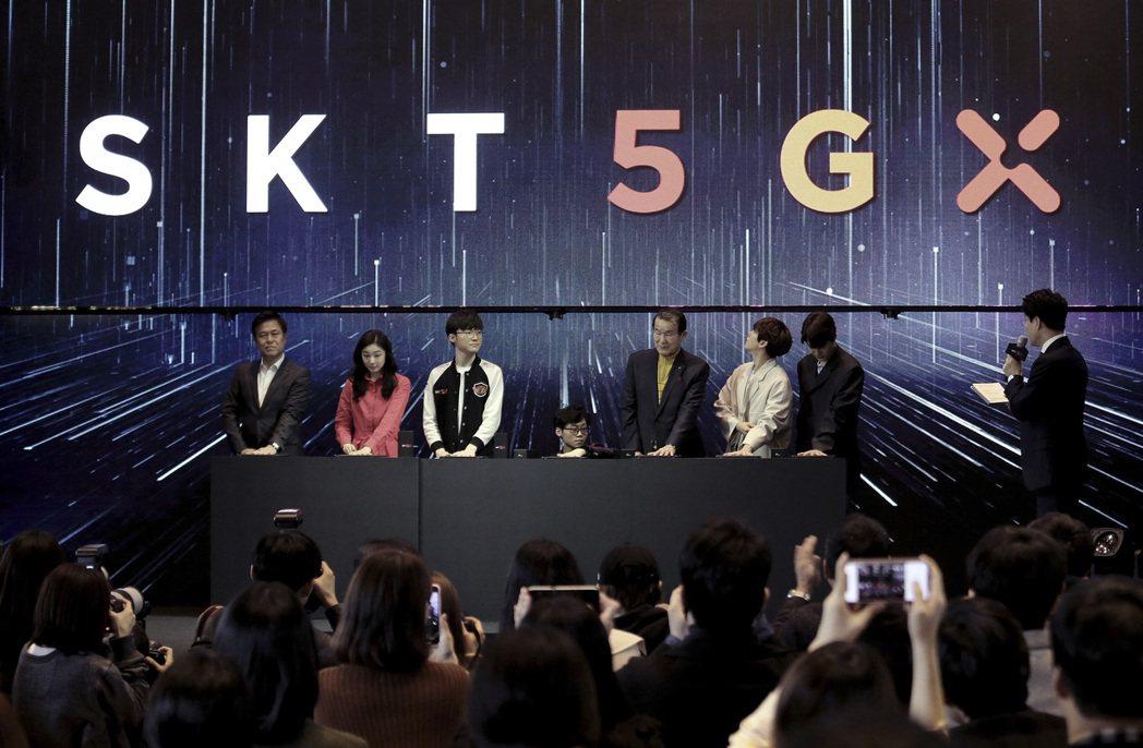 南韓在去年4月開通5G服務,時隔一年多,如今南韓智慧型手機用戶僅用15%的時間連...