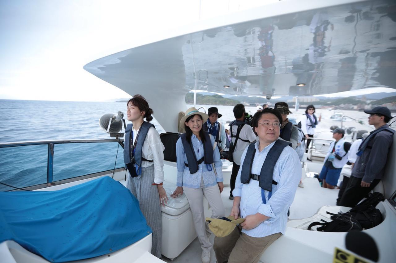 影/空拍基隆嶼看「台灣龍珠」這麼美 明天等你來登島