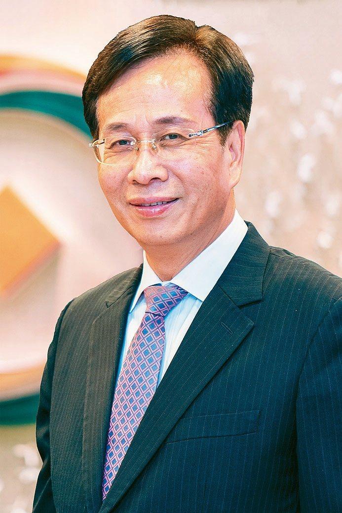 第一金控董事長廖燦昌。資誠/提供