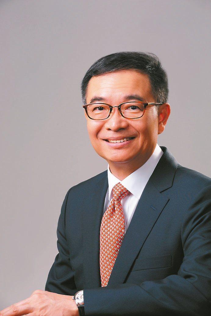 產險公會理事長、泰安產險董事長李松季。資誠/提供