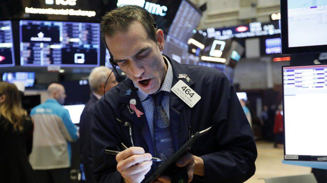 美股30日早盤漲跌互現。美聯社