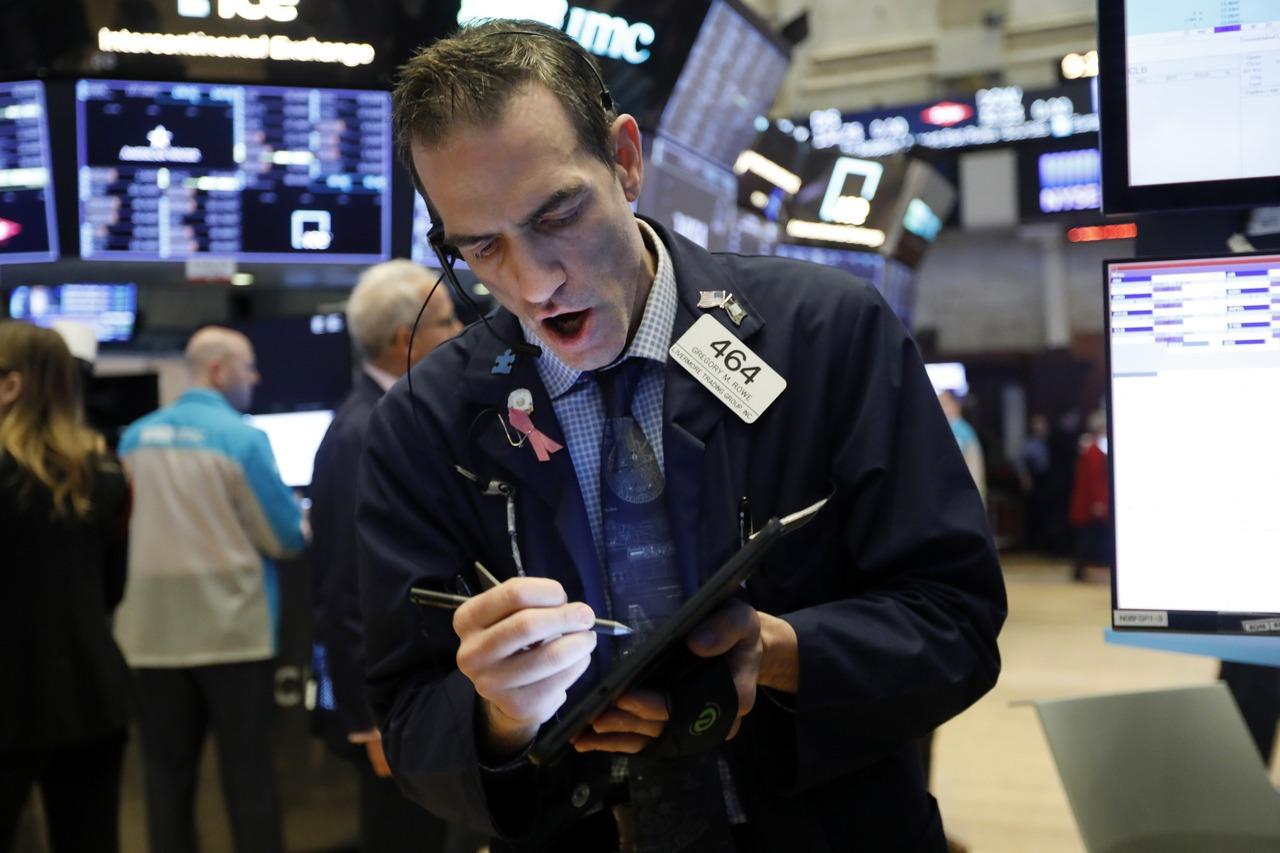 美股早盤漲跌互現 本季將寫22年來最大單季漲幅