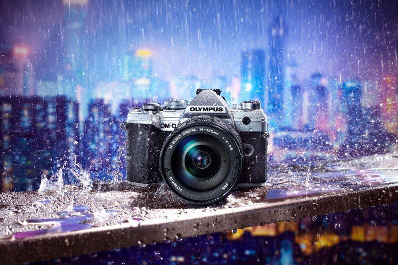 Olympus日前決定放棄長期經營的相機產品,將影像部門分拆後轉賣出去。圖/Olympus提供