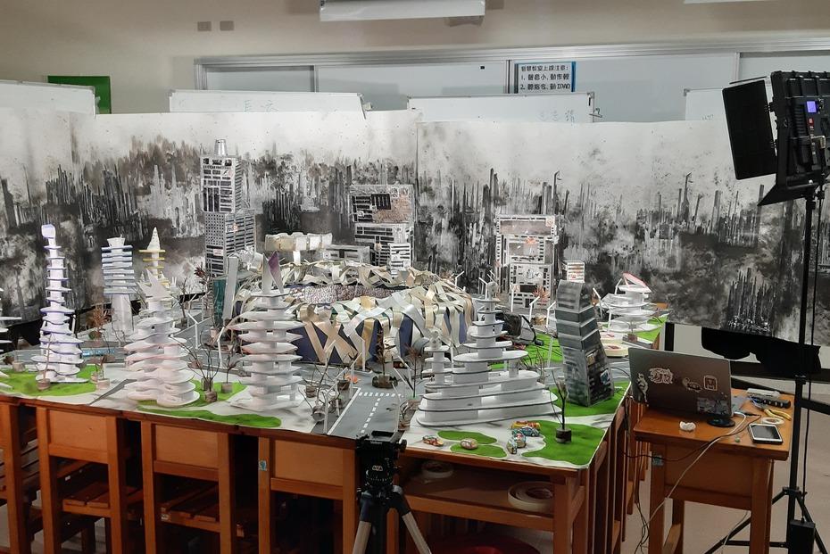 校園我最棒/楊梅國中動畫 訴說地球汙染