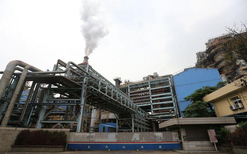 中油大林煉油廠。圖/本報資料照片