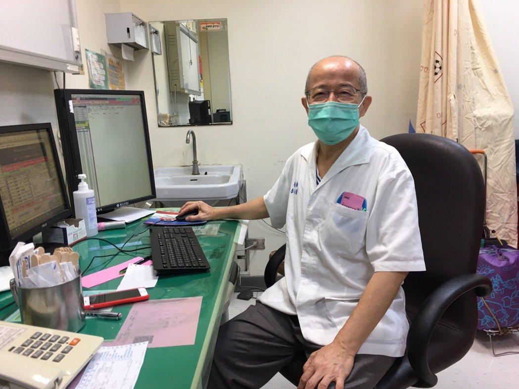 馬偕紀念醫院小兒內分泌科主治醫師李燕晉。圖/讀者提供