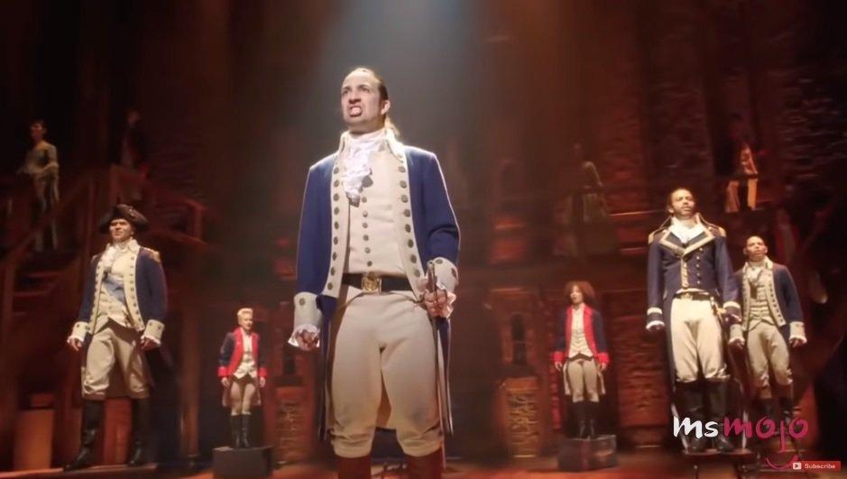知名百老匯音樂劇《漢密爾頓》在疫情衝擊下,妥協走上串流之路。圖/擷自YouTub