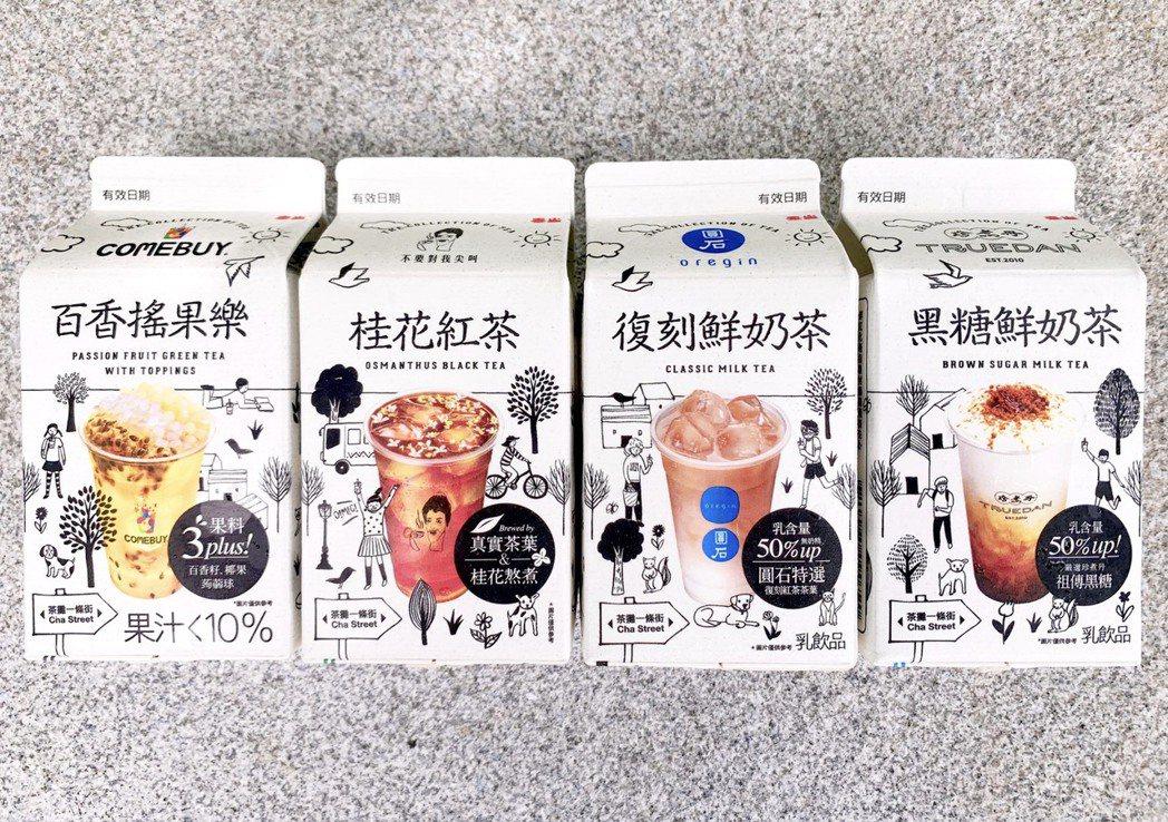 茶攤一條街是這幾年泰山變革創新的代表性品牌之一,不僅帶動了跨界聯名的風潮,目前產...