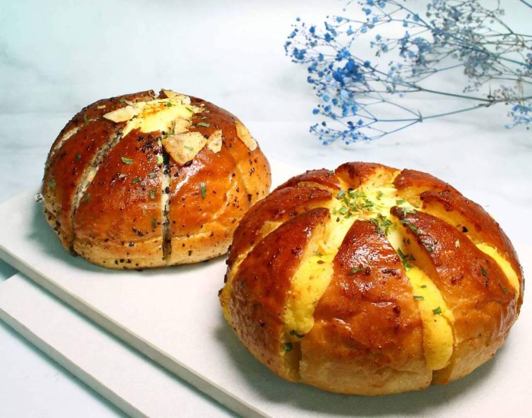 新鮮麵包買二送二,24H線上購物限量搶訂。