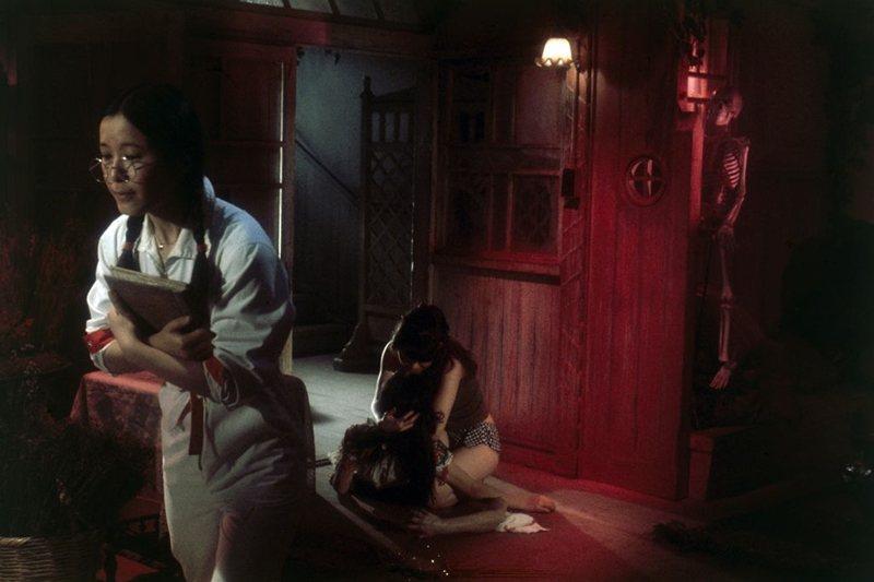 《鬼怪屋》劇照。 圖/台北電影節提供