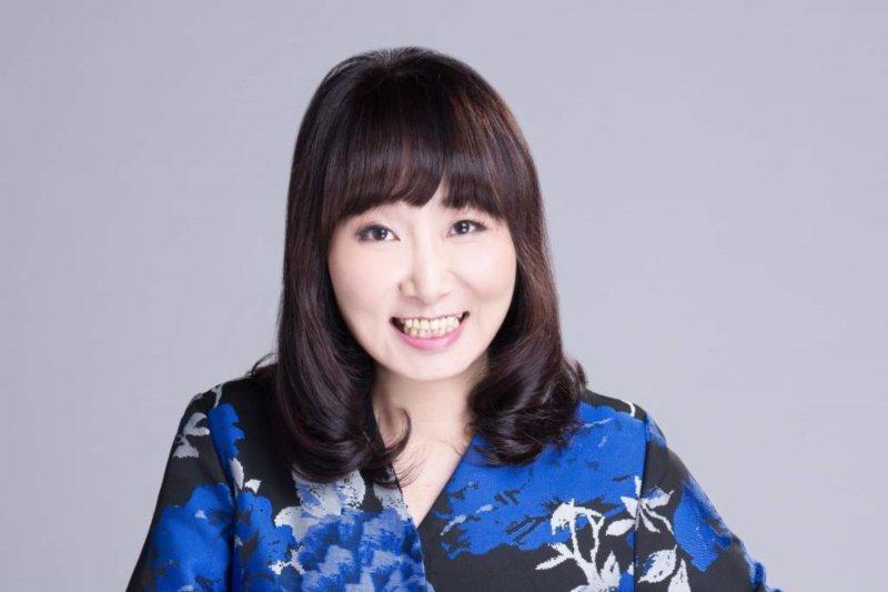 諮商心理師-林萃芬 圖/時報出版提供