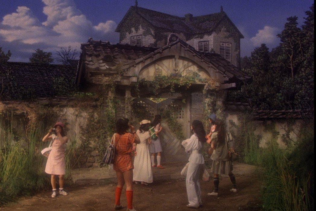 《鬼怪屋》劇照。 圖/IMDb