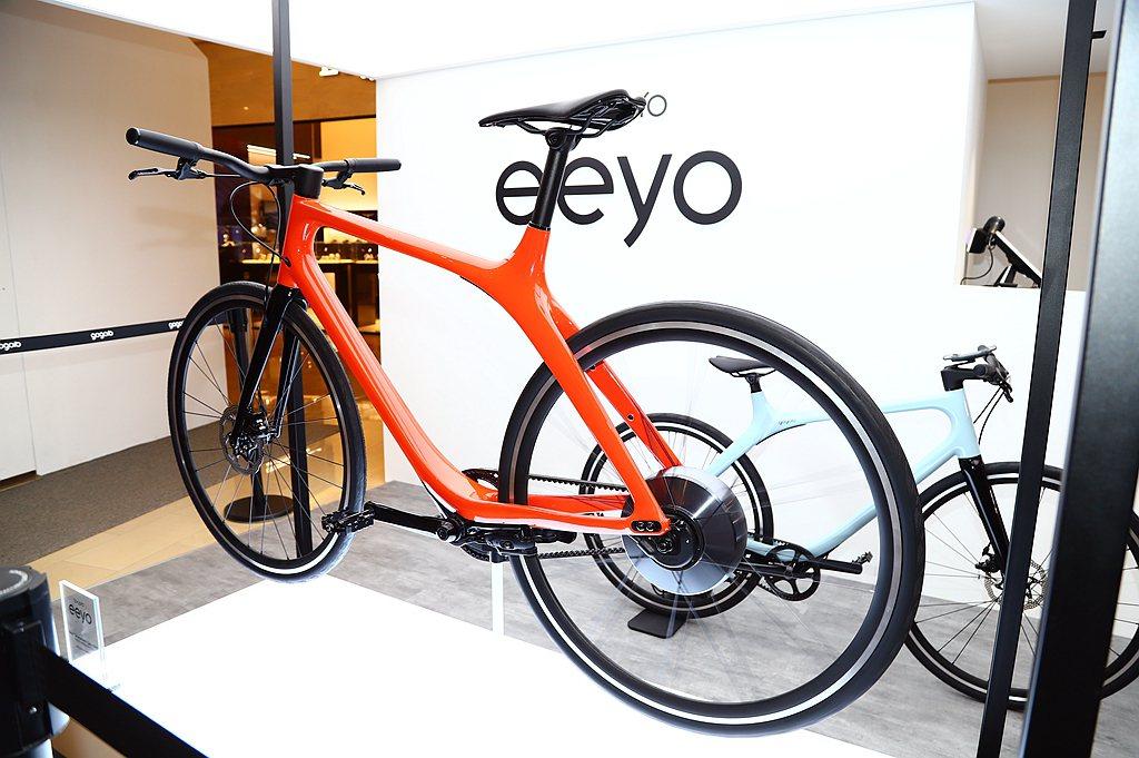 有意試乘Gogoro Eeyo的消費者,可至Gogoro Eeyo台北101概念...