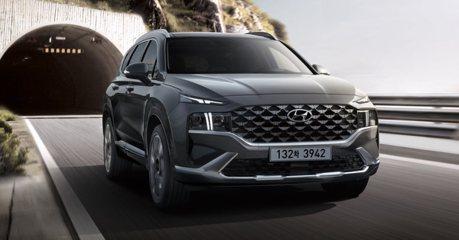 外觀、底盤、變速箱全數更新 小改款Hyundai Santa Fe韓國正式發售!