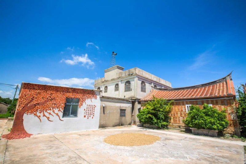 瓊林的聚落之美,最近成為金門縣政府主打的觀光賣點之一。 圖/縣府提供