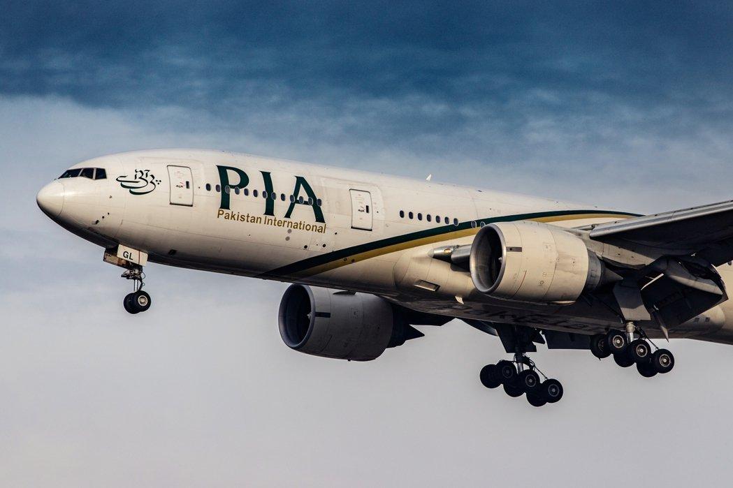歐盟航空安全局(EASA)30日晚間針對國營的「巴基斯坦國際航空」(PIA)發出...