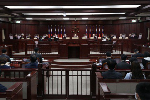 法官聲請釋憲(六):多數服從少數?大法官三分之二多數決違憲?