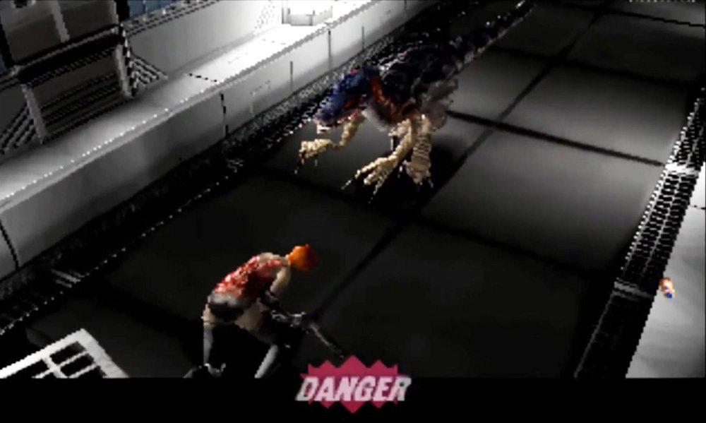 其實遊戲內與恐龍作戰的場面並不多,遊戲主要還是建構在解謎,以及利用選項和恐龍元素...
