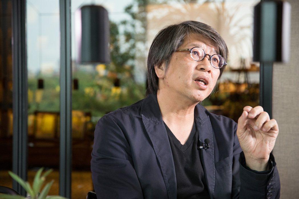 現任交大建築研究所專任教授的龔書章,相信建築師不只是服務業主。陳立凱/攝影